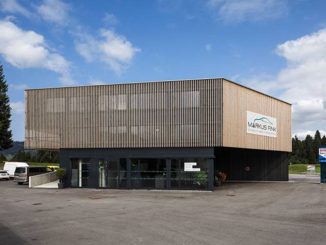 Autohaus Fink, Krumbach