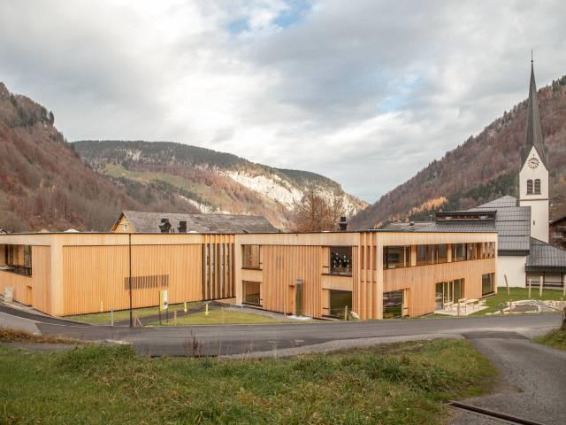 Gemeindebauten, Mellau