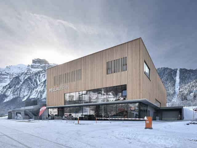 Talstation Bergbahnen, Mellau