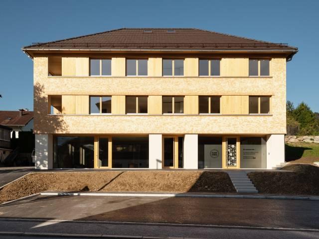 Wohn- und Geschäftshaus P348, Hittisau