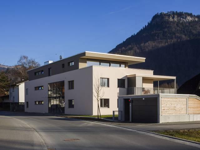 Wohnanlage Steinacker, Dornbirn